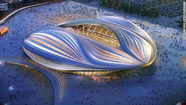 ملعب الوكرة القطري