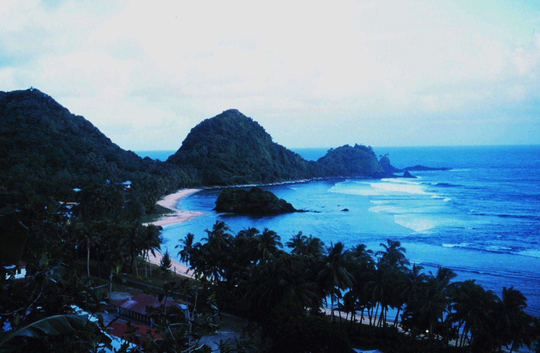 جزر ساموا الأمريكية   المرسال