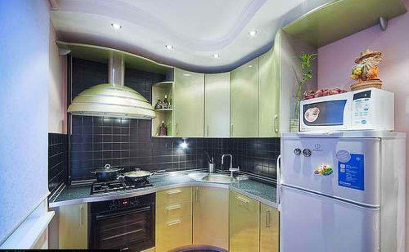 صور وافكار تصميم مطبخ 3 3 ومطبخ 2 3 صغير المرسال