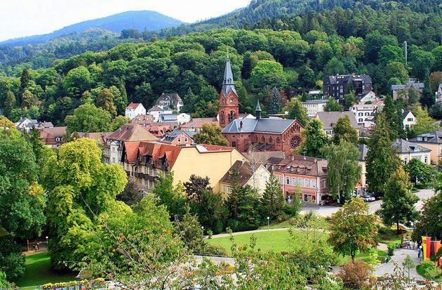 السياحية Badenweiler-a-much-f