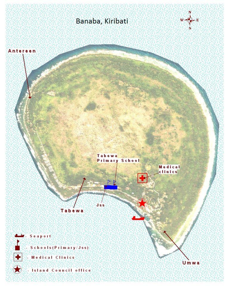 Banaba, Kiribati