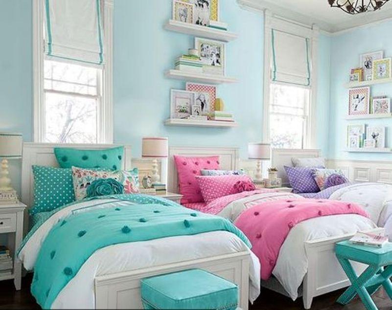 ديكورات روعة لغرف نوم التوأم | المرسال