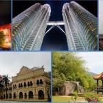 خطة سياحية في ماليزيا