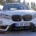 BMW X1 2017 الهجينة .. الصور الاولى و المسربة