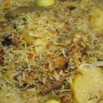 طريقة طبخ مكبوس اللحم بالصور