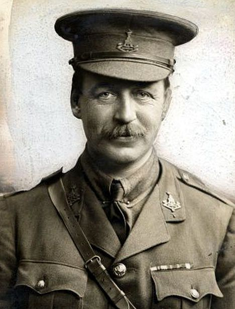 Mark Sykes, 6th Baronet