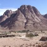 اين يقع جبل الطور الذي ذكر في القران الكريم