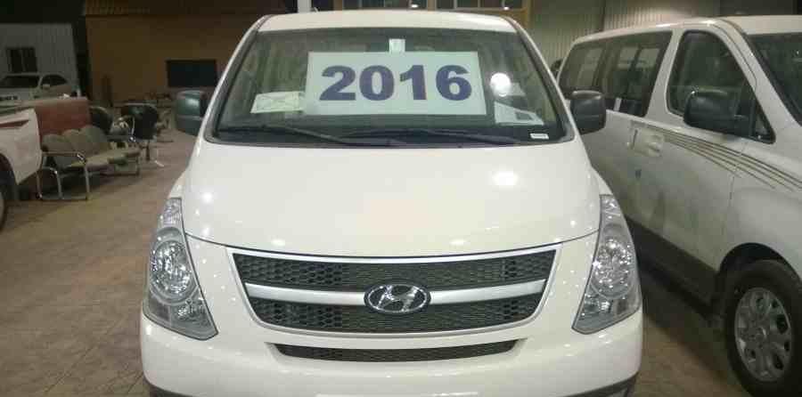 هيونداي H1 2016