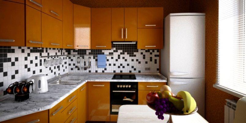 صور وافكار تصميم مطبخ Square-Design