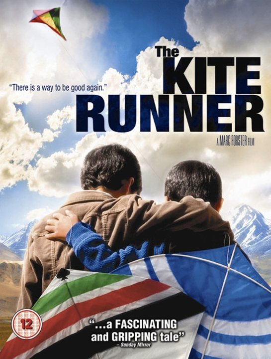 Image result for movie poster the kite runner