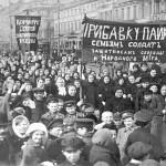 موضوع مقالي حول الثورة الروسية