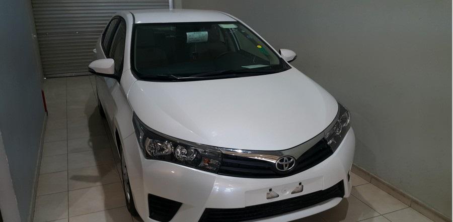 Toyota Corolla XLI 2016
