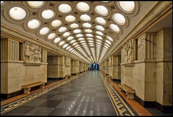 Tunnel-of-The-Moscow