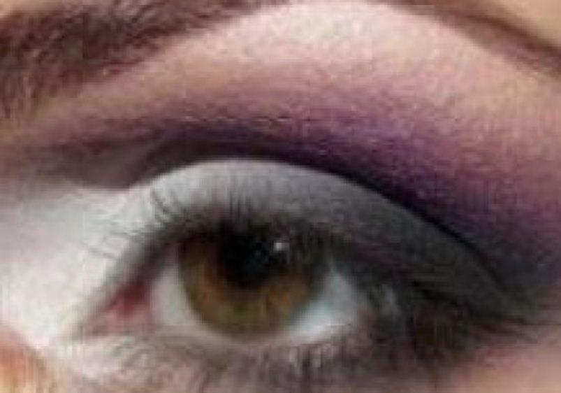 ظلال العيون البيضاء