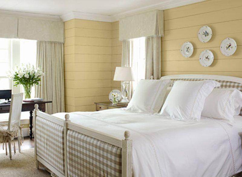 احدث دهانات حوائط غرف النوم | المرسال