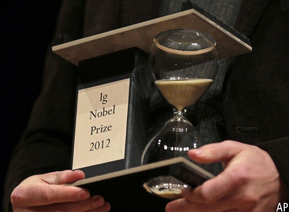 ig nobel awards