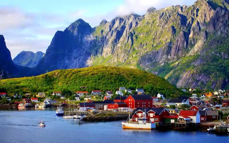 תוצאת תמונה עבור النرويج
