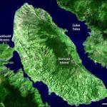 انفجار بركان توبا الكبير