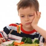 التعامل مع الطفل المتعب في الاكل