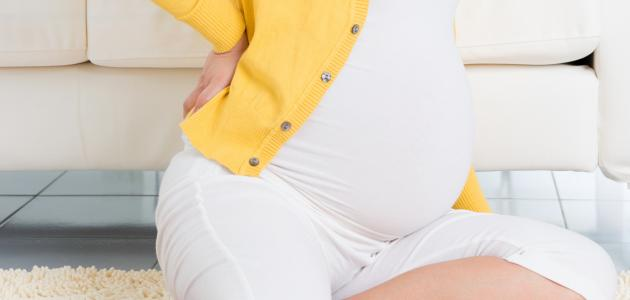 غازات البطن أثناء الحمل المرسال