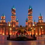 السياحة الترفية في اسطنبول : مدينة فيا لاند للالعاب الترفهية