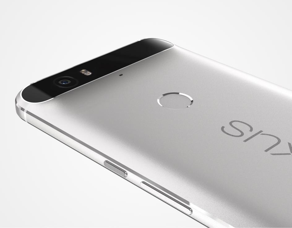 كاميرا هاتف Nexus 6P
