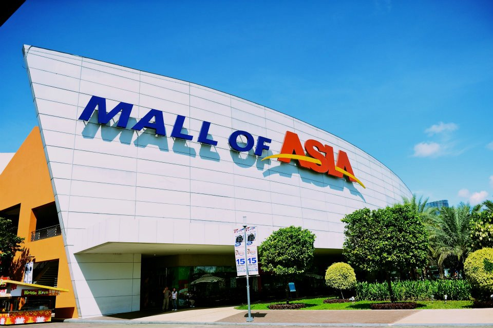 c3c60ad6f0181 مركز تسوق آسيا mall of asia في باساي