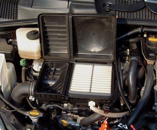 Optimized on 1996 Saturn Sl2 Fuel Filter Location