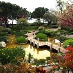 الحديقة اليابانية في موناكو