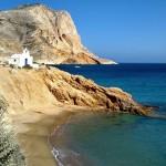 جزيرة أنافي اليونان واحدة من الجزر اليونانية في سيكلاديز