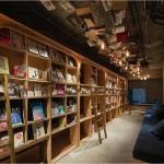 فندق كتاب وسرير الياباني