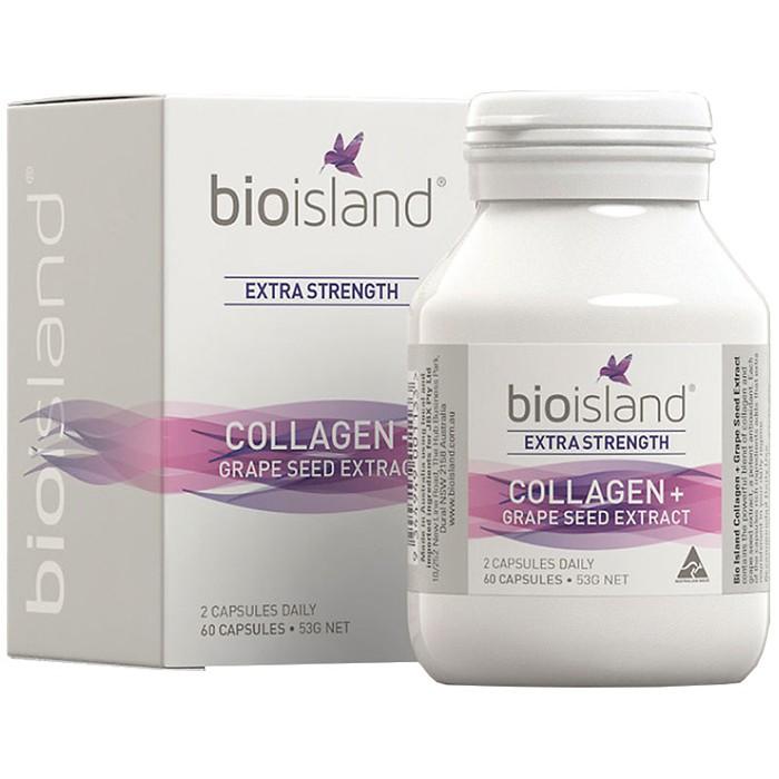 Bio Island Collagen + Grape Seed Extract