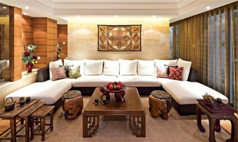 غرف جلوس عربية بأفكار حديثة | المرسال