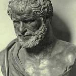 من هو العالم ديموقريطس ؟