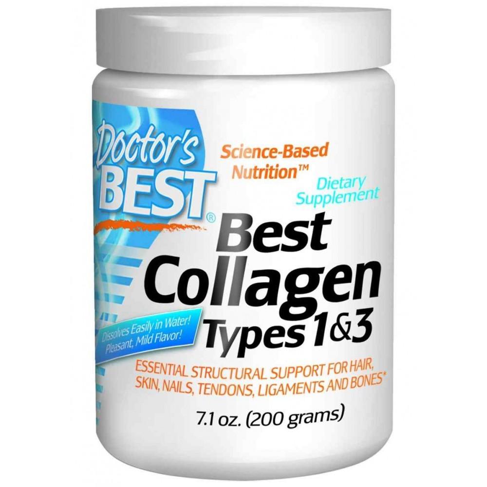 Doctor's Best Best Collagen Types 1 and 3