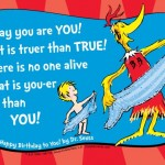 Dr. Seuss Quote - 336863