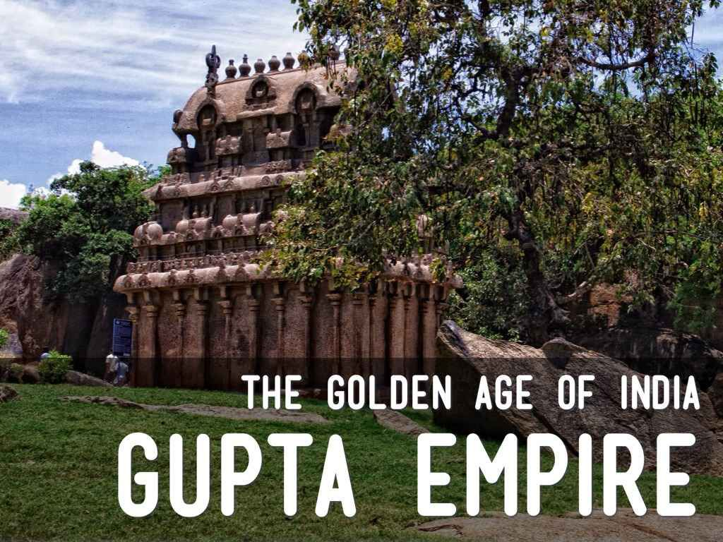 During the Gupta Empire