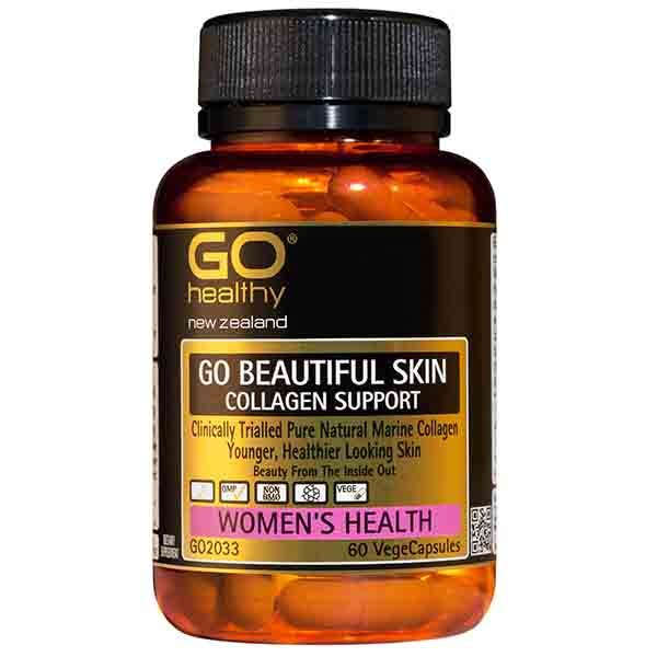 Go Healthy GO BEAUTIFUL SKIN