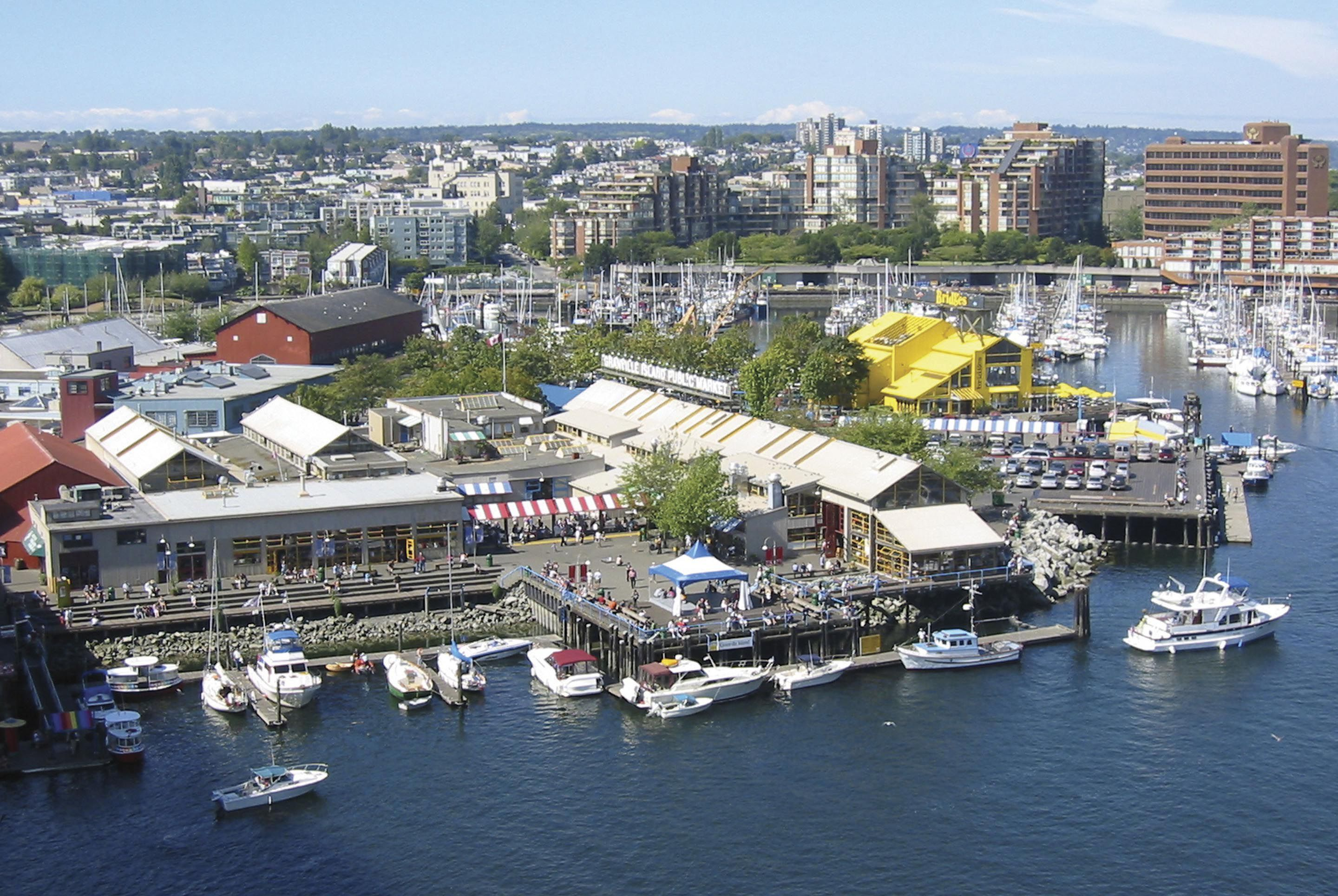 The Ultimate Guide to Granville Island in Vancouver