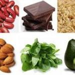 دراسة :الأطعمة الغنية بالمغنيسيوم تساعدك على حرق الدهون