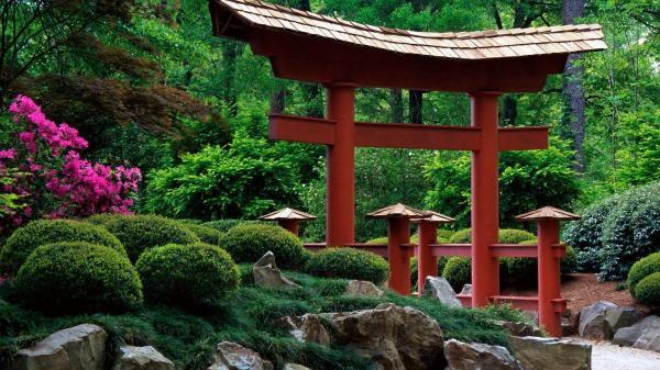 Monaco japanese garden jardin japonais for Jardin japonais monaco