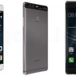 المواصفات الرسمية للجوال Huawei P9 Plus