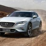 Mazda CX-4 2017 .. الصور و المواصفات الاولى و الرسمية