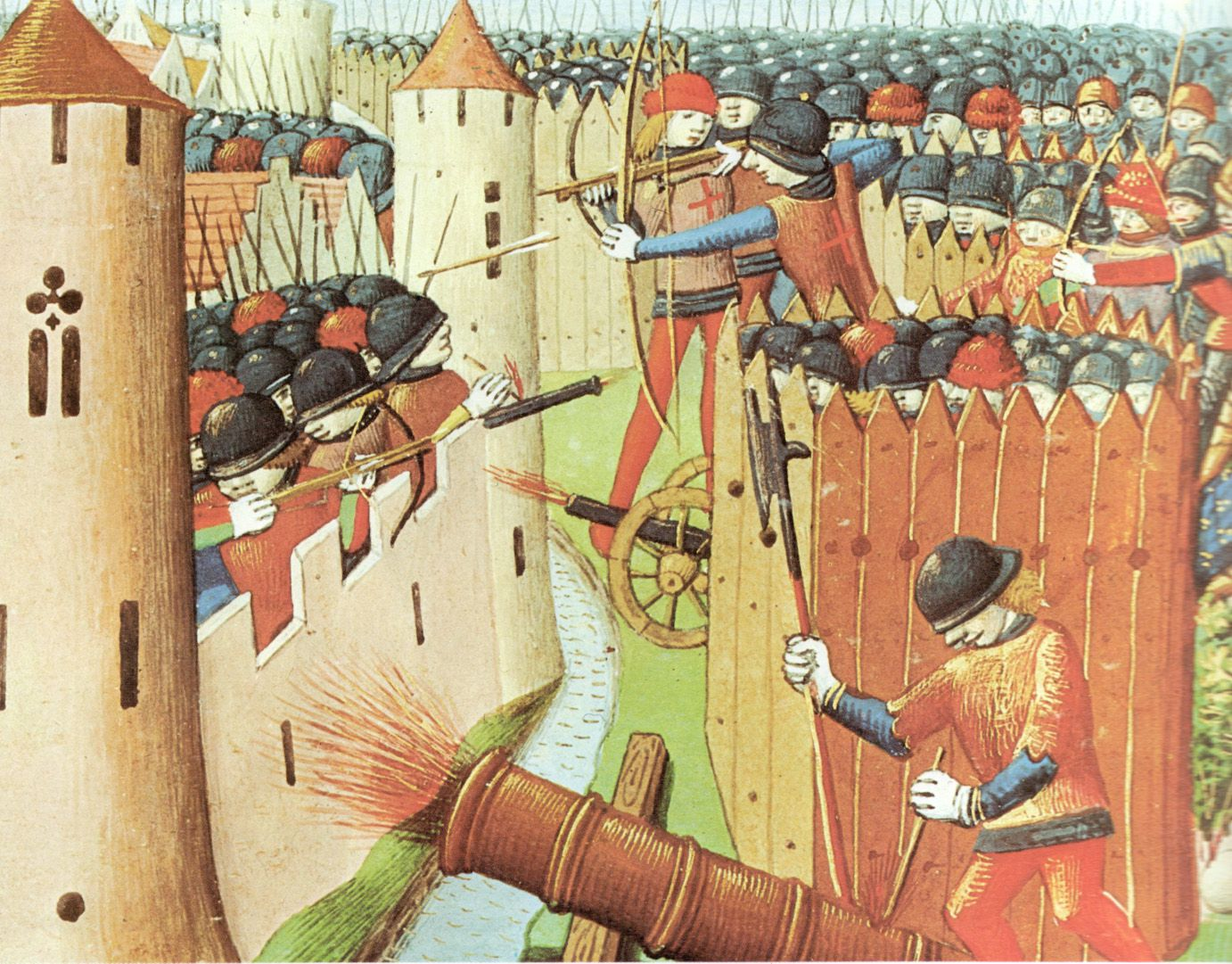 Siege of Orléans