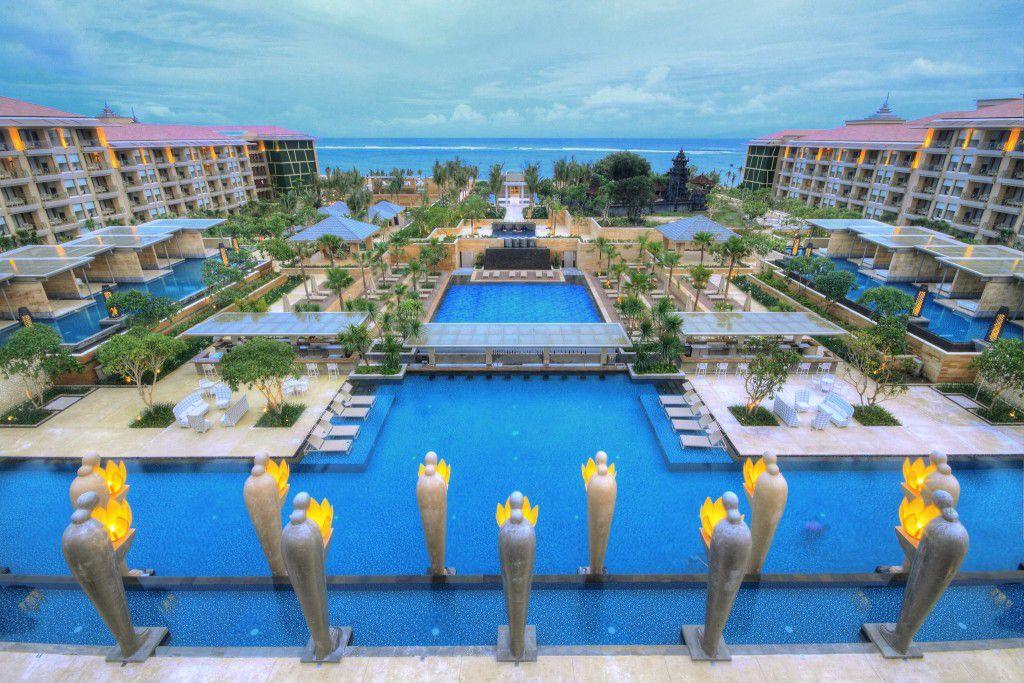 Luxurious Resort in Bali