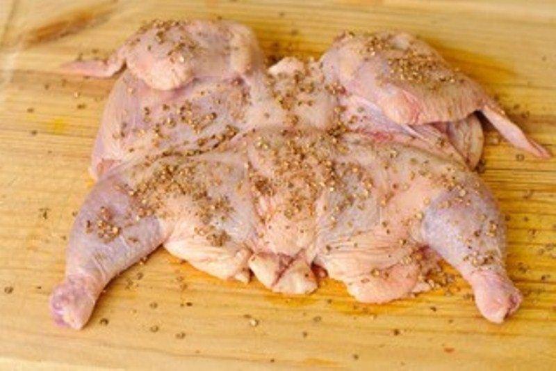 دجاج بطريقة سهلة