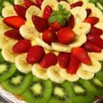 طريقة تحضير تارت الفواكه