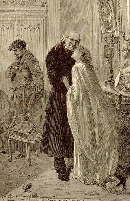 The Jean Valjean e Cosette