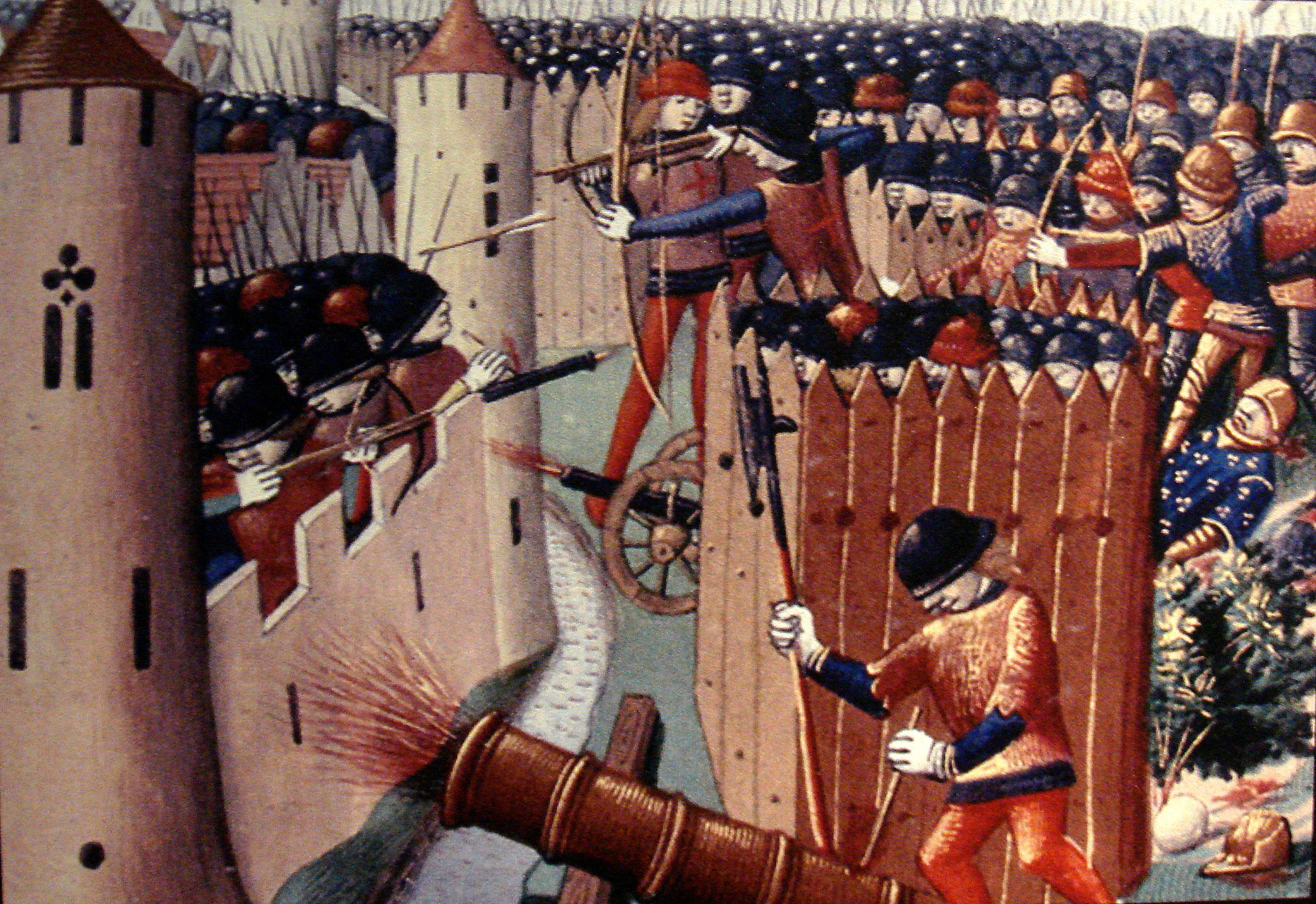 The Siege of Orleans