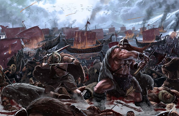 The Vikings and the Viking Era